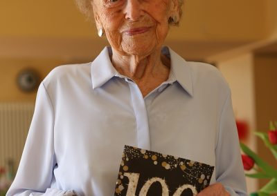 100 Jahre Frau Swoboda 2