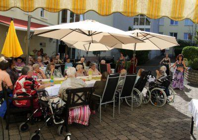 Sommerfest im Haus am Berg 2019