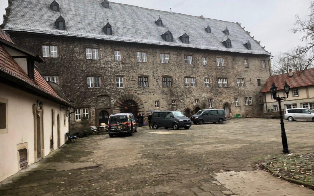 Demeter Imkertagung Schloss Bettenburg