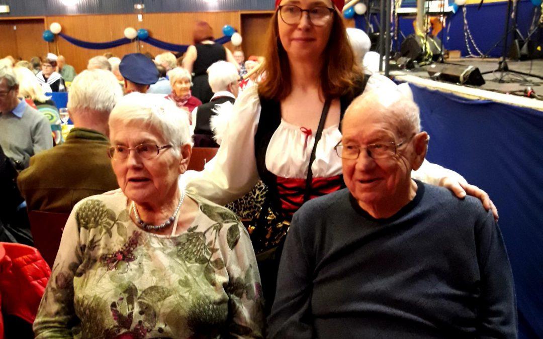 Seniorenfastnacht Bliesgauhalle
