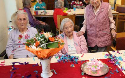 Das Jahrhundert voll gemacht – 100 Jahre Frau Klamm